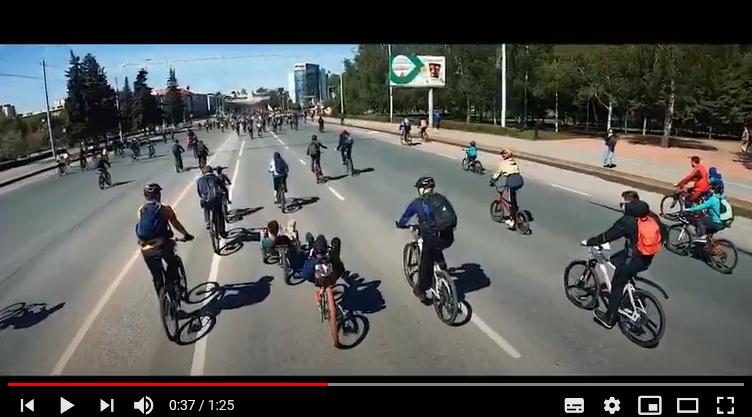 Создание условий для развития велотуризма
